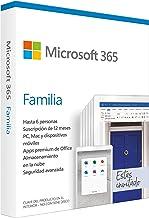 Microsoft 365 Familia