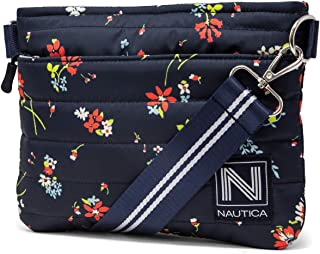 Nautica Working Tidal Convertible Quilted Crossbody