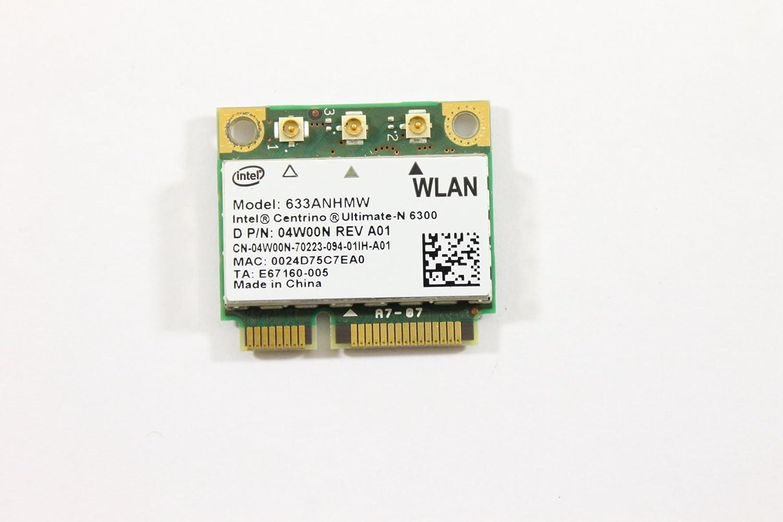 Dell Mini PCI Express Long-awaited Half Height WiFi WLAN Wirele 4W00N 802.11n Spring new work