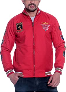 Tag 7 Men's Jacket Large Red