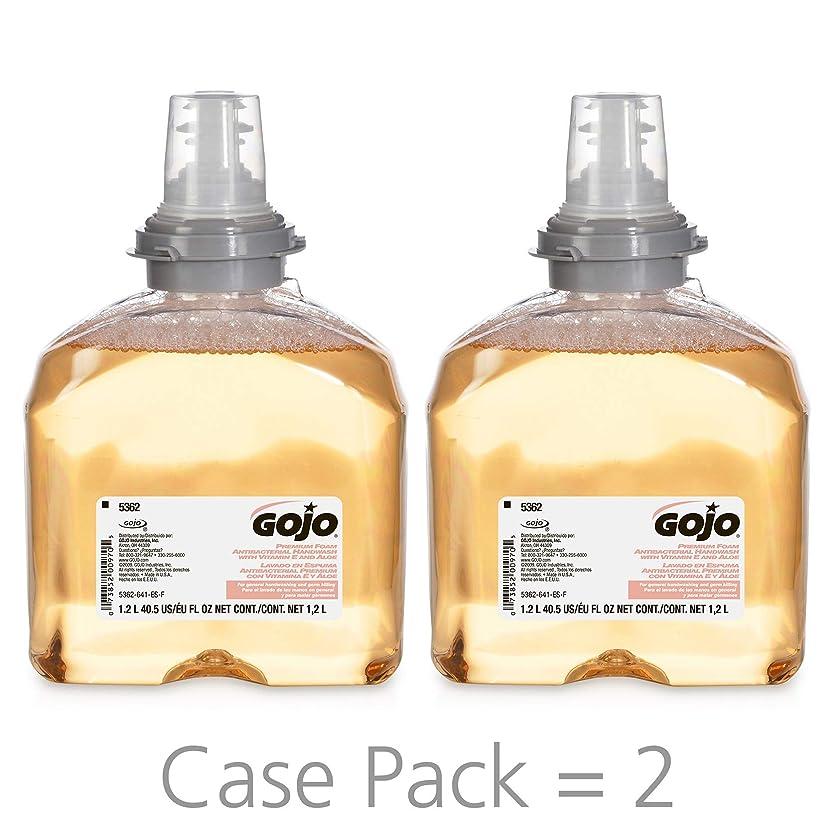 カリキュラムリー窒素Premium Foam Antibacterial Hand Wash, Fresh Fruit Scent, 1200ml (並行輸入品)