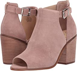 Dusty Rose Cow Split Suede