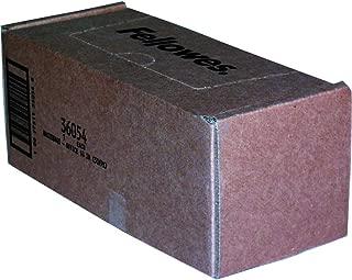 Fellowes Powershred Shredder Bags for 125/225/2250 Series Shredders, 50 Bags & Ties (36054)