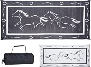 Best horse trailer outdoor mats Reviews