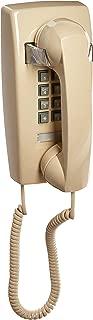 Cortelco Single Line Wall Telephone (ITT-2554-V-IV)