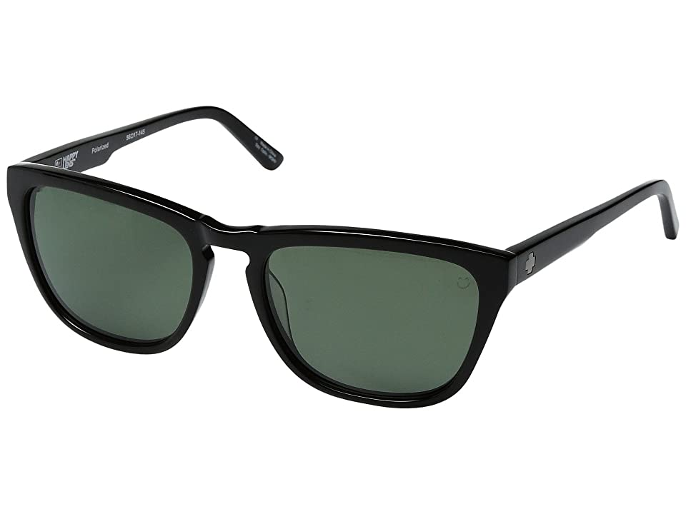 Spy Optic Hayes (Black/Happy Gray/Green Polar) Sport Sunglasses