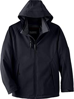FN1171 ZUZIFY Colorblock 3-Layer Soft Shell Jacket
