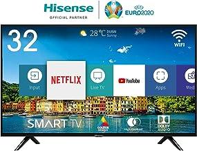 Hisense H32BE5500, Smart Tv, 1, Negro [Clase de eficiencia energética A+]