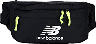 New Balance Terrain Large Waispack Gürteltasche (one Size, Black/Lime)