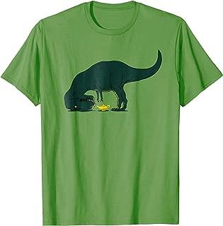 t rex magic lamp shirt