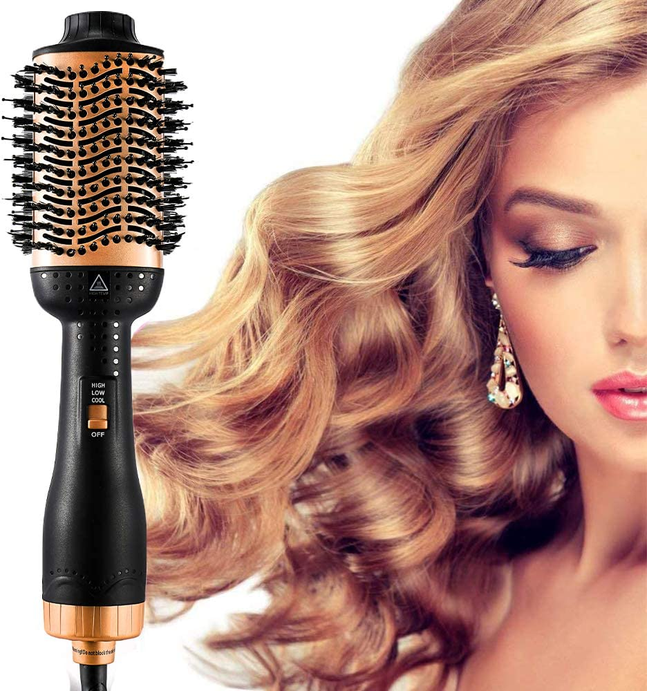 Hot-Air Brush Hair Dryer Negative Style Ionic Volumizer Austin Mall Sales of SALE items from new works