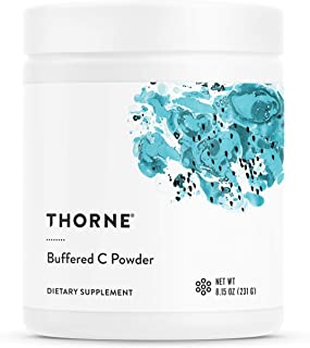 Thorne Research - Buffered C Powder - Vitamin C (Ascorbic Acid) with Calcium, Magnesium, and Potassium - 8.15 oz