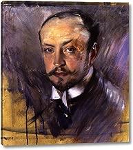 Self-Portrait by Giovanni Boldini - 12