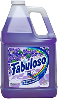 Fabuloso All-Purpose Cleaner Liquid Solution, Purple, Lavender Scent, 128 Fluid Ounce, 53058