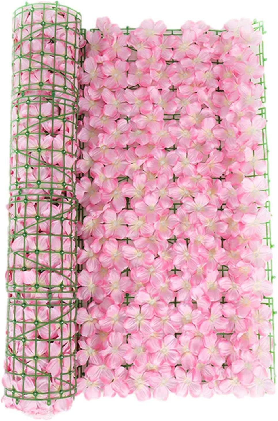 Artificial Special sale item Ivy Privacy Fence trust Flower Screen Balcony Private