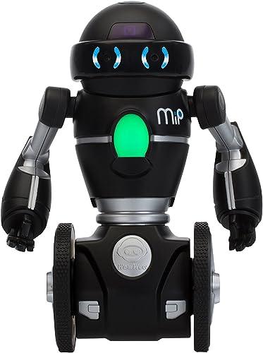 WowWee MIP Robot Bluetooth contrôlé par Smartphone/Tablette Noir