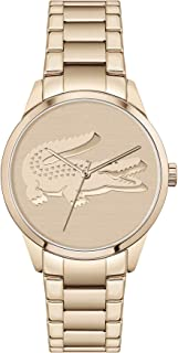 Lacoste Women's Analog Quartz Watch with Stainless Steel Strap 2001172