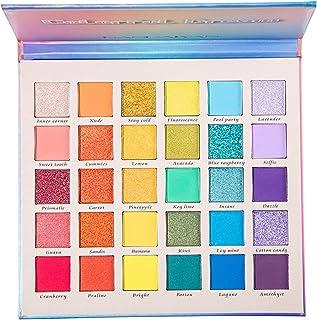 30 Kleuren Oogschaduw Matte Oogschaduw Palet Professionele Make-up Schaduw Palet, Oogschaduw Palet, Glinsterende En Metale...