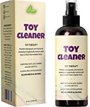 Antibacterial Toy Cleaner - Natural Disinfectant Spray for Toys - Toy Cleaner Spray -Water Based - Hypoallergenic Cleaning Products