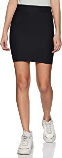 Poles Apart Mini Skirt - Black, red, RoyalBlue, Green, Maroon, Off-White, Navy