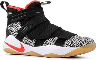NIKE Lebron Soldier XI SFG Mens Basketball-Shoes 897646-006_12 - Safari