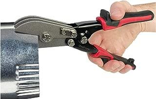 Gino Development 02-0105 TruePower 5-Blade Hand Crimper HVAC Ductwork Tool, 9-1/2
