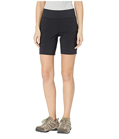 Columbia Bryce Canyontm Hybrid Shorts (Black) Women