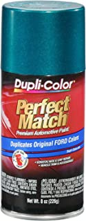 Dupli-Color EBFM03457 Pacific Green Metallic Ford Exact-Match Automotive Paint - 8 oz. Aerosol