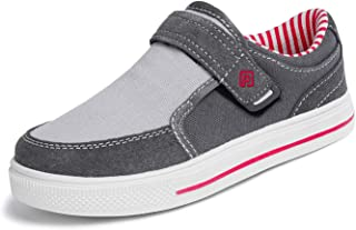 DREAM PAIRS Boys Girls Loafer Athletic Running Shoes Casual Sneakers(Toddler/Little Kid/Big Kid)