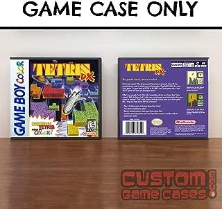 Gameboy Color Tetris DX - Case
