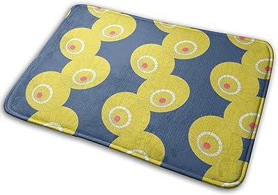 Door Mats Japan Umbrellas Floor Mat Indoor Outdoor Entrance Bathroom Doormat Non Slip Washable Welcome Mats Decor 23.6 x 15.7 inch