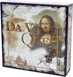 The Davinci Quest Board Game