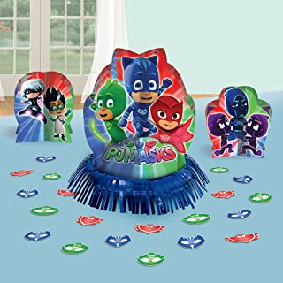 amscan Table Deco Kit Pj Masks