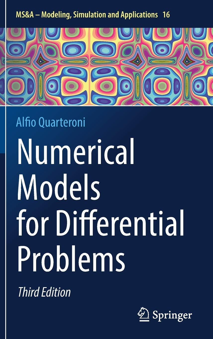 Image OfNumerical Models For Differential Problems