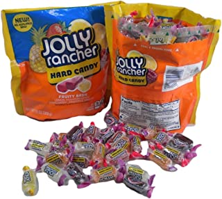 Jolly Rancher Fruity Bash Hard Candy in Resealable Bag (3 Bag)