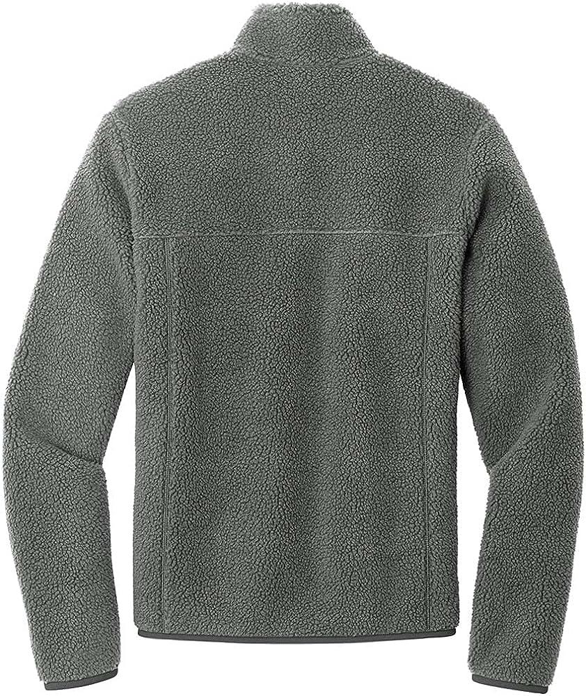 Joe's USA Men's Fleece Snap Pullovers
