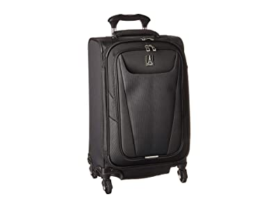 Travelpro Maxlite(r) 5 21 Expandable Carry-On Spinner (Black) Luggage