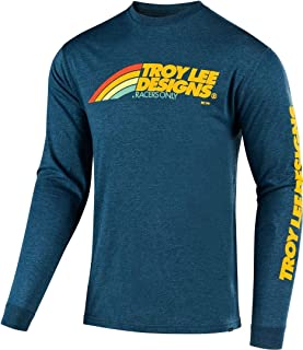 Troy Lee Designs Flowline L/S Velo Men's Off-Road BMX Cycling Jersey