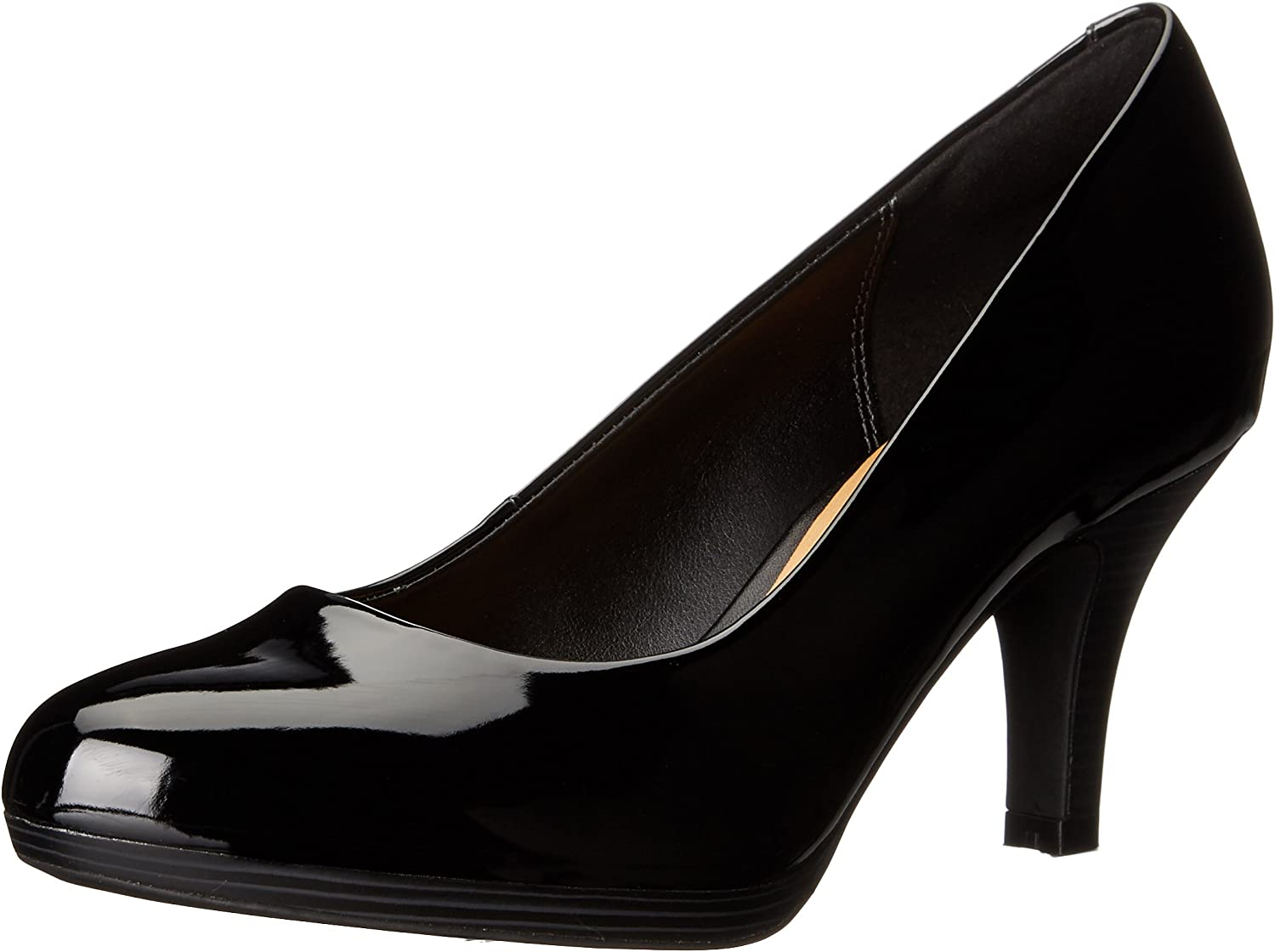 Clarks Women's Brenna Maple Dress Pump