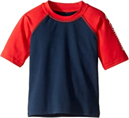 Collegiate Navy/Bright Red/White