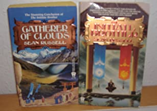 The Initiate Brother and Gatherer of Clouds, 2 book set Sean Russell