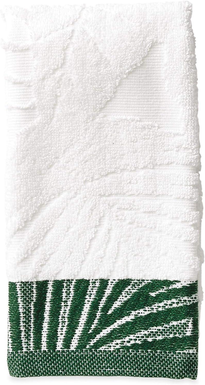 Destinations Indoor Sales for sale Garden Max 75% OFF Fingertip Towel Green