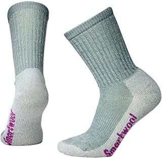 Women's Hiking Crew Socks - Light Wool Performance Sock