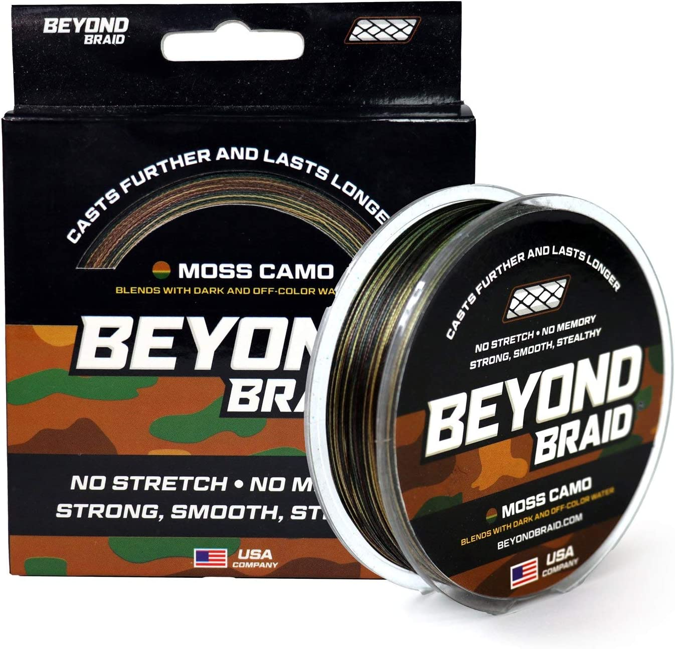 Cheap super special price Beyond Braid Genuine Braided Fishing Line Stre Abrasion No - Resistant