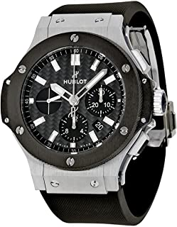 Hublot Big Bang Mechanical (Automatic) Black Dial Mens Watch 301.SM.1770.RX (Certified Pre-Owned)