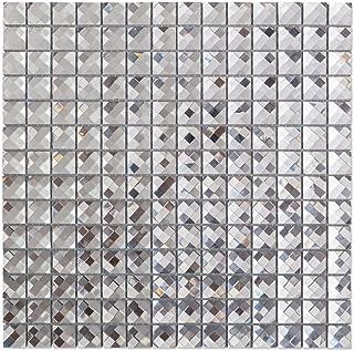 Best silver glass tiles Reviews