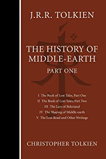 The History of Middle-Earth, Part One, Volume 1