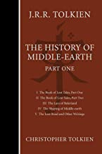 The History of Middle-earth, Part One
