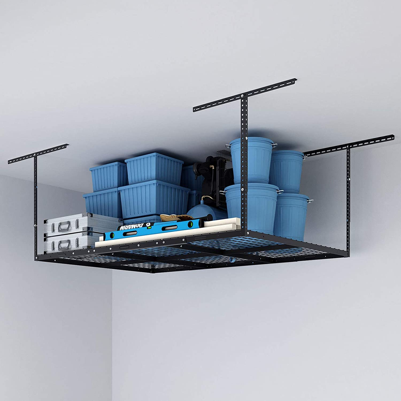 FLEXIMOUNTS 4x6 Excellence Heavy Duty Overhead Ranking TOP7 Garage Adjustable Ceiling St