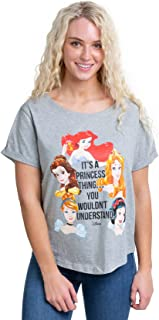 Disney Women's A Princess Thing T-Shirt